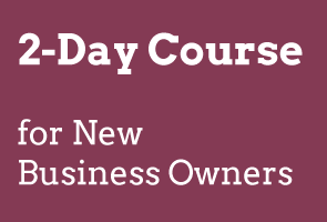 2-Day Course For New Business Owners